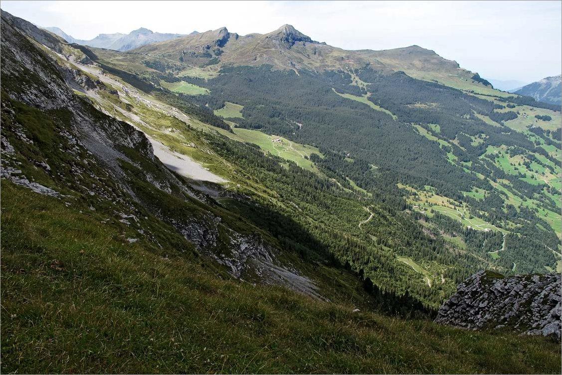Klettersteig Ostegghütte : Klettersteig ostegghütte